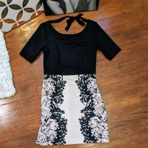 LC Lauren Conrad Mini Dress
